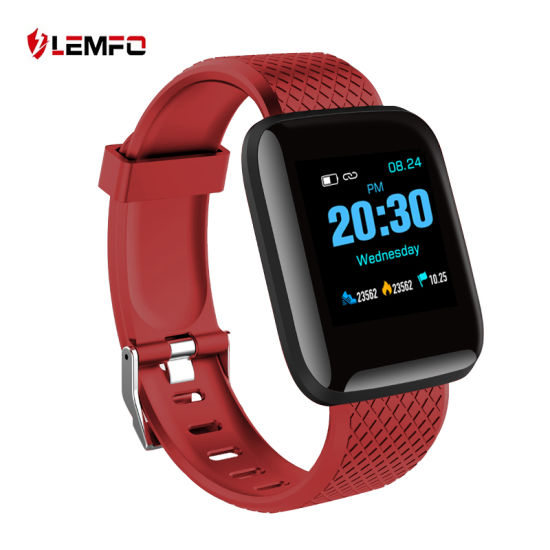 Lemfo D13 1.3 Inch Smart Watch Men IP67 Waterproof Heart Rate Monitor Smartwatch Women for Android Ios Apple Watch Phone