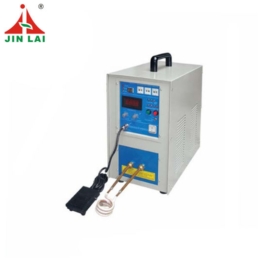 High Frequency 15kw Metal Welding Forging Melting Induction Heating Machine