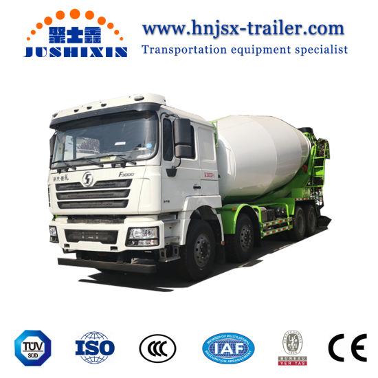 Dongfeng Brand 8/10/12/14/16 Cbm Mixing Machinery Heavy Duty Volume Optional Concrete Mixer Truck