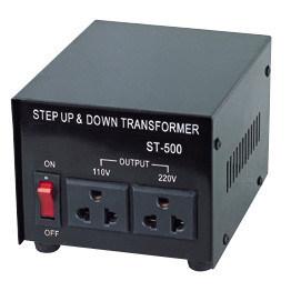 110V 220V 500W Voltage Converter Step up and Down Transformer