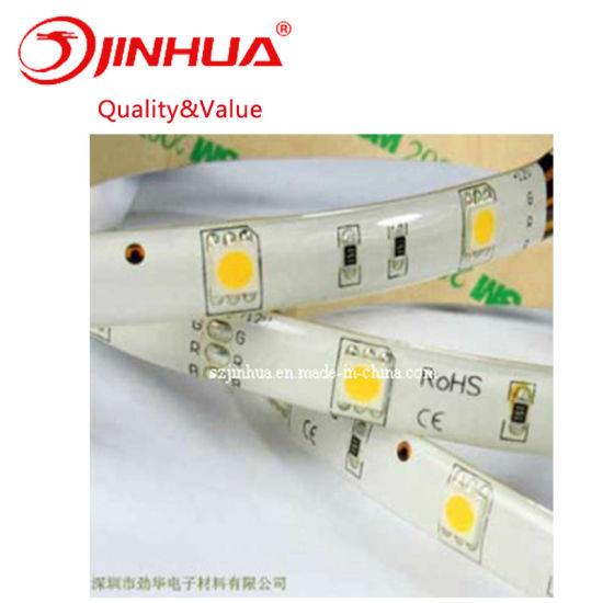 China Waterproof LED Soft Strip Light Epoxy Resin Glue