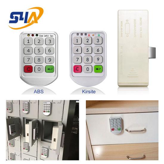 Digits Combination Cabinet Lock Manufacturer Electronic Password Locks