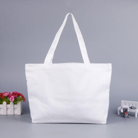Hot Sale Custom Cheap Reusable Bag, Wholesale Canvas Cotton Reusable Shopping Bag
