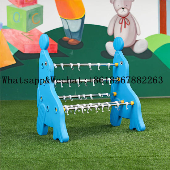 Factory Sales New Item Bathroom Plastic Towel Shelf for Kids