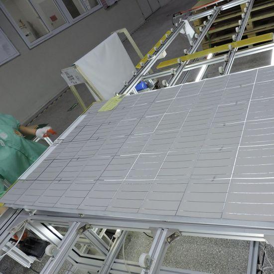 China Yangtze 2019 Second Hand Single Solar Panels 500W Germany