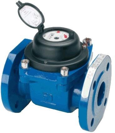 Woltmann Dry Type AMR Bulk Water Meter