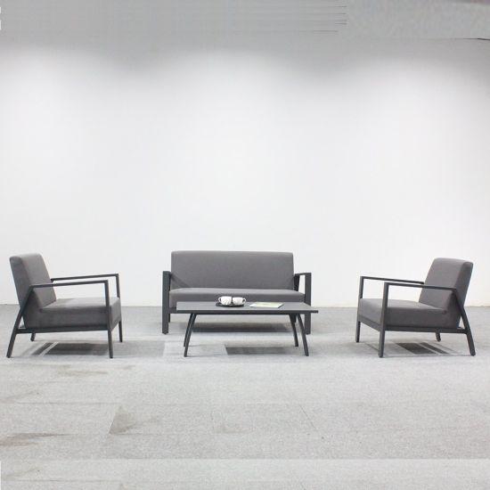 New Design Aluminum Outdoor Garden Furniture