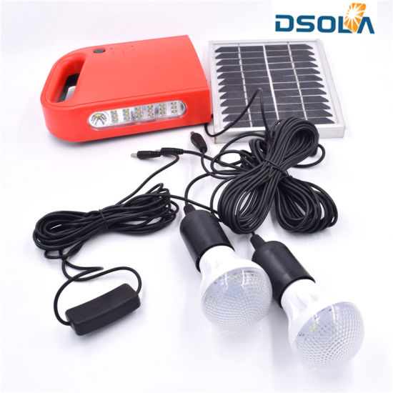 Dsola Cheap Price Portable Solar Charge pictures & photos