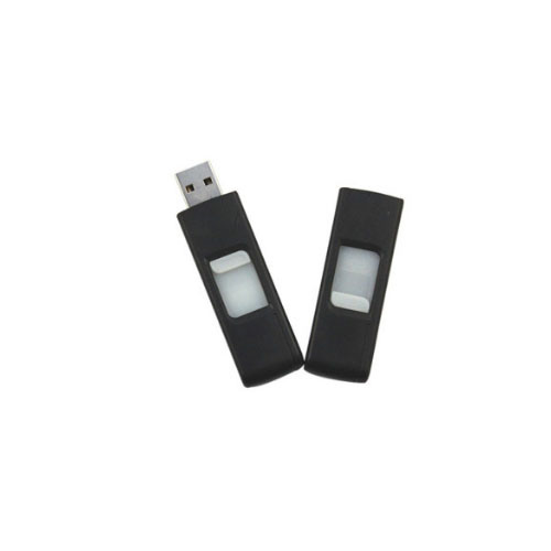 Creative Gifts Push-Pull Type Card USB Flash Drive Plastic Customized Logo 256GB pictures & photos
