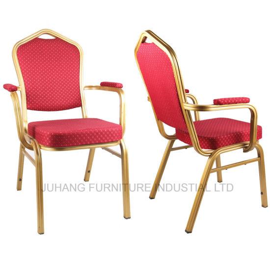 High Quality Mold Sponge Restaurant Hotel Banquet Chair (HM-S011)