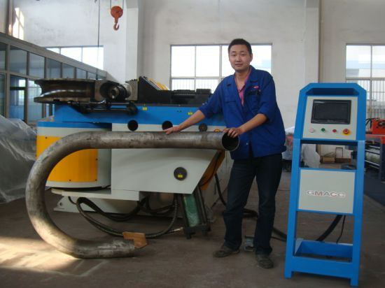 Big Pipe Bending Machine (168CNC) pictures & photos