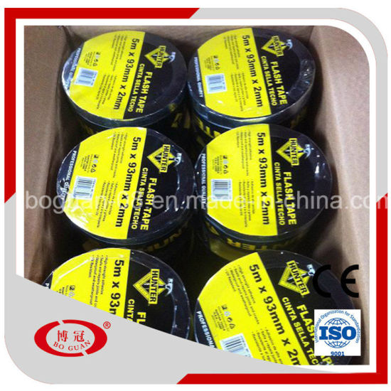 Bitumen Self Adhesive Waterproofing Flashing Tape/Flashing Band pictures & photos
