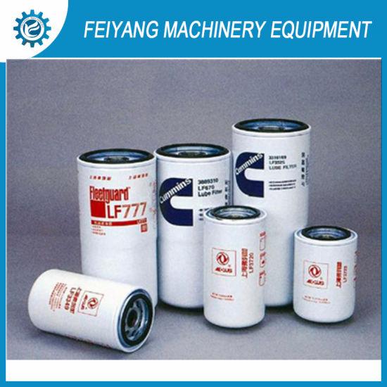 Auto Spare Parts Fuel Filter Fleetguard FF5324 Hf6104 Fs1280 Lf3374