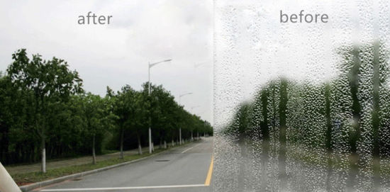 Anti-Fog Pet Window Film for Mirror and Building Glass pictures & photos