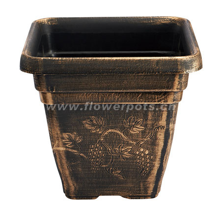 Square Planter Flower Pot (KD2401S-KD2403S) pictures & photos