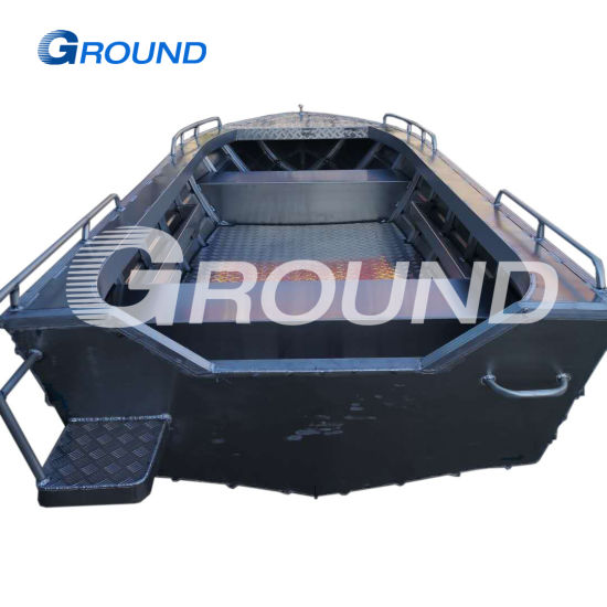 4.9m 16FT Speed Aluminum Boat for Fishing pictures & photos