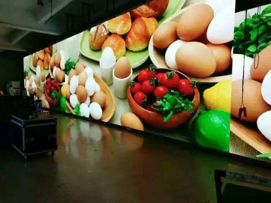 3mx1m/3X2m Advertising Video Wall Outdoor P4/P5/P6/P8/P10 Waterproof LED Display