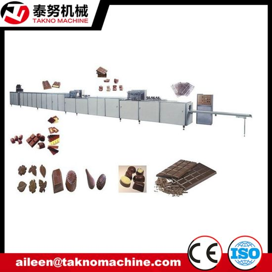 Takno Brand Chocolate Making Process Machinery pictures & photos