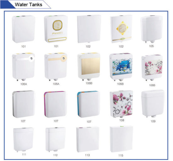 Jet-113 Air Freshener Box Wall Mounted Plastic Toilet Flush Tank pictures & photos
