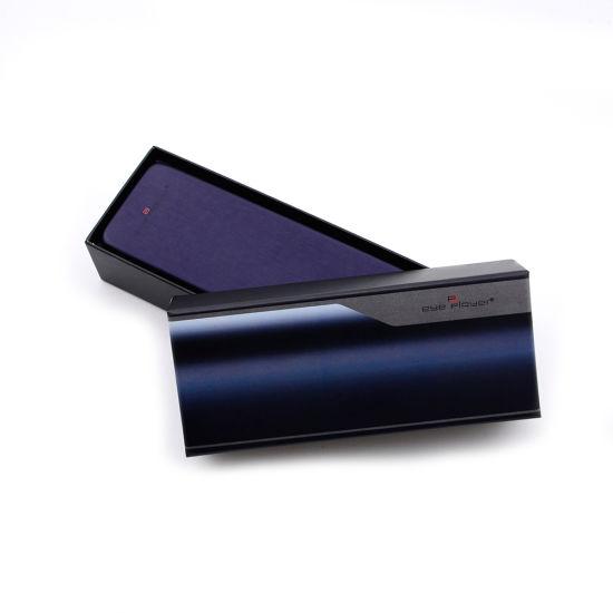 Wholesale Factory Custom New Design High-Grade Metal Material Box Iron Eyewear Sunglasses Case