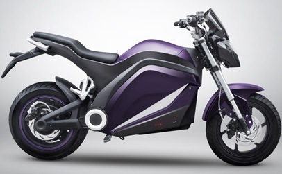 Newest EEC Approval Electric Motorcycle Scooter Speed 90km/H Range 140kms pictures & photos