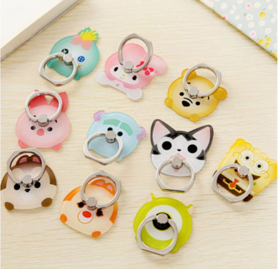 Mobile Phone Metal Holder Universal Finger Ring Stand Cell Phone Stand pictures & photos