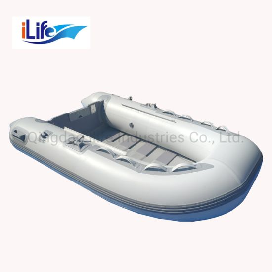 Ilife 2.7m Foldable Inflatable Fishing Boats for Sport