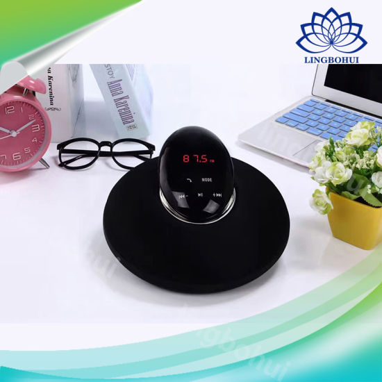 Multi-Function Stereo Computer Speaker with Rechargeable Battery pictures & photos