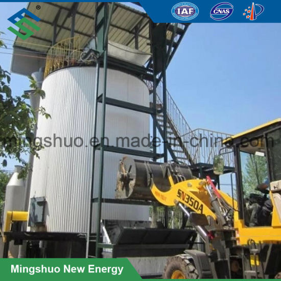 Poultry Farm Organic Waste Compost Fertilizer Machine