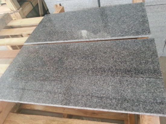 Hot Sell Building Material G654 Padang Dark Grey Granite Slab