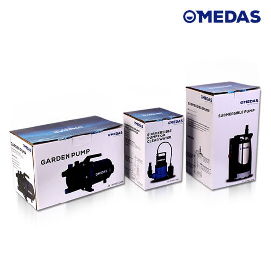 Submersible Fountain Pump for Garden Pond pictures & photos