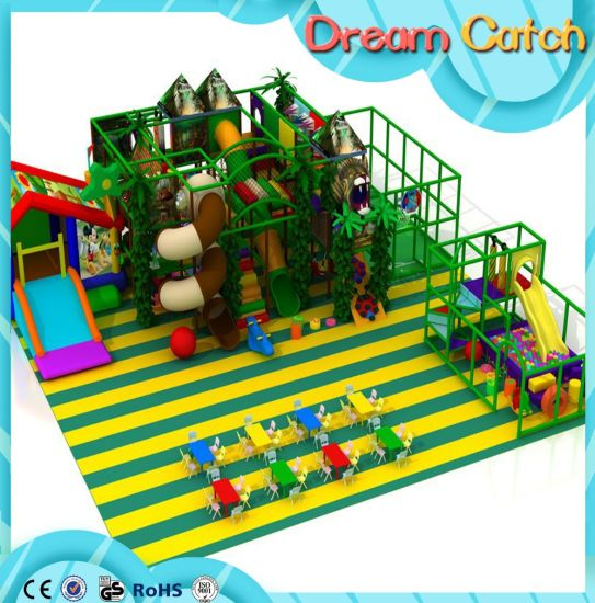 Shopping Mall Kids Cars Slides Indoor Playground pictures & photos