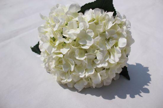 China white silk artificial hydrangea flowers fake flowers for white silk artificial hydrangea flowers fake flowers for wedding decoration wholesalers cheap mightylinksfo