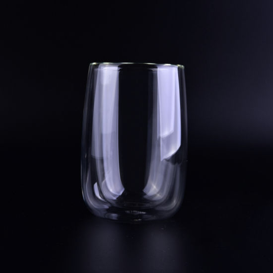 Double Walled Thermo Glass 390ml pictures & photos