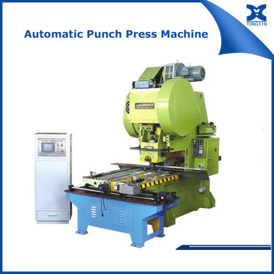 Automatic Paint Metal Can Lid Punch Press Machine pictures & photos