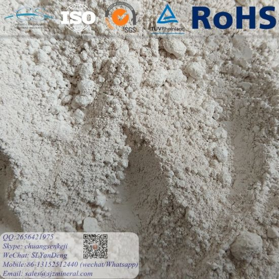 China Factory Suppliers Ceramic Zirconium Silicate Powder