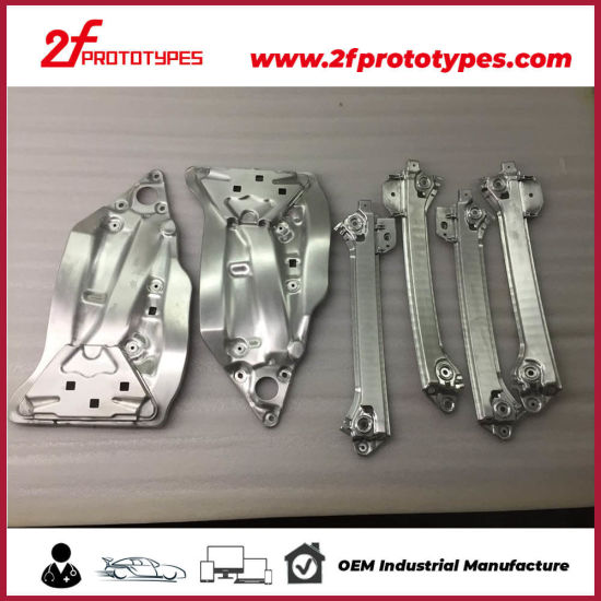 Customized High Quality Al Metal Prototyping Machining Parts