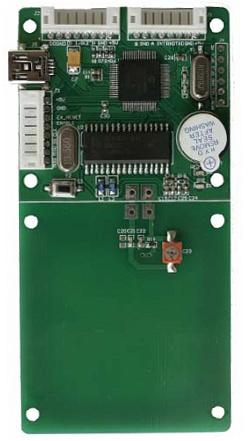 Mini RFID Smart Card Reader for Parking Ticket Dispenser Kiosk / Cash Payment Machine