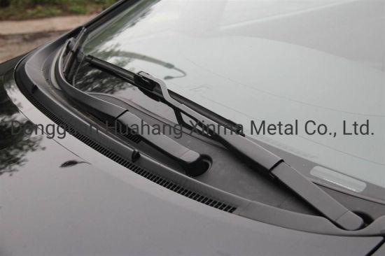 Auto Parts Universal U Hook Flat Windshield Car Wiper Blade 18 19 20 21 22 Inches
