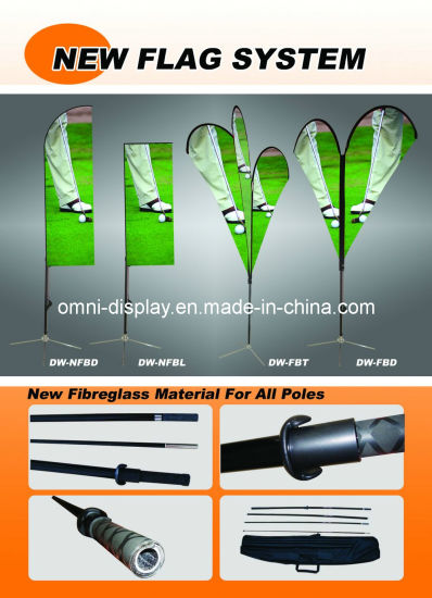Display Flying Banner Outdoor for Advertising pictures & photos