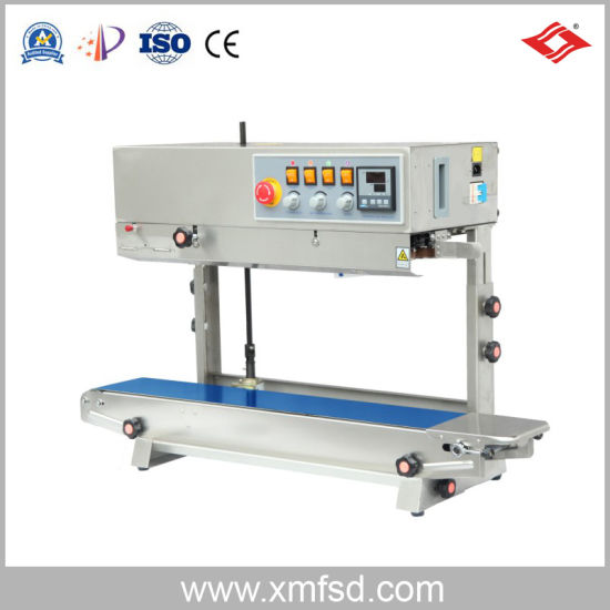 Frbm-810II Ink Wheel Color Printing Continuous Sealing Machine