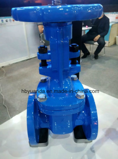 ANSI 125LB Cast Iron Gate Valve pictures & photos