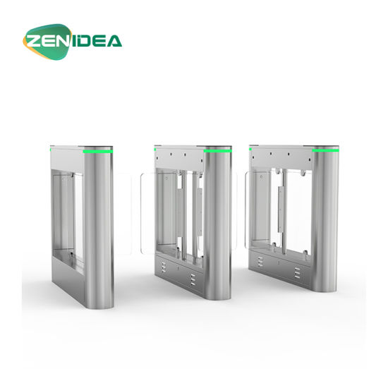 Access Control System Speed Swing Turnstile Barrier Gate