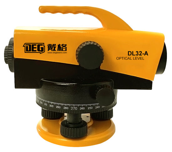 Dl32-a Magnification 32X Auto Optical Level for Construction Deglasers pictures & photos