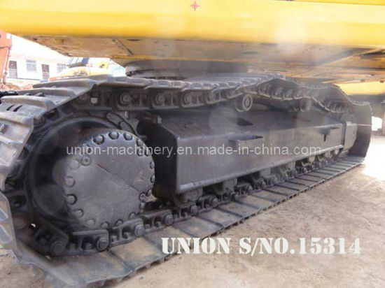 Used Komatsu PC200-7 (20t) Hydraulic Crawler Excavator pictures & photos