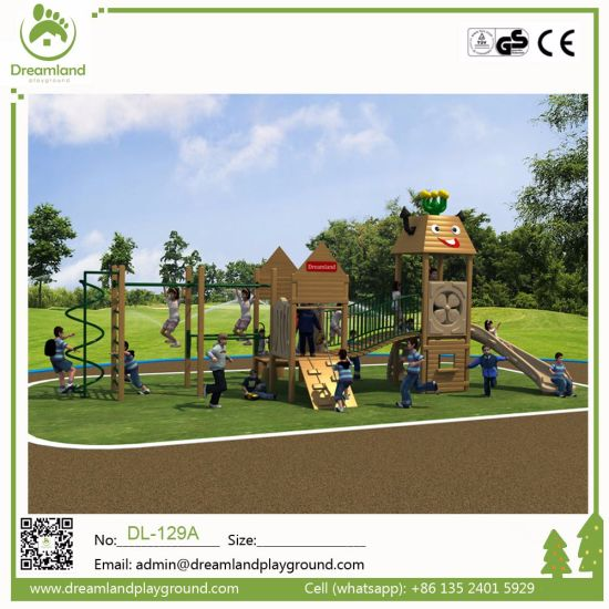 2017 Competitive Price Children Indoor&Outdoor Playground Equipment pictures & photos