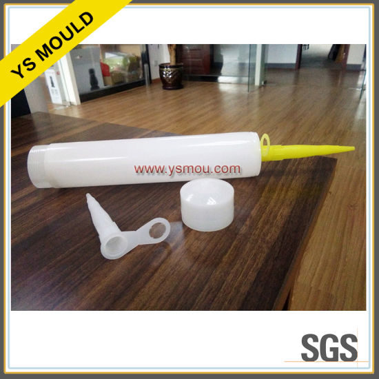 HDPE Silicone Building Sealant Base Injection Mold pictures & photos