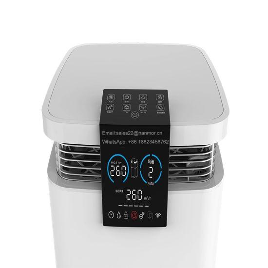 Home Use Air Purifier Absorbent Dehumidifier