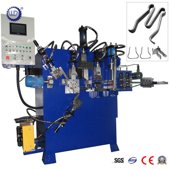 3D Wire Bending Machine | China Hydraulic 3d Wire Bending Machine Flat Bending Machine China