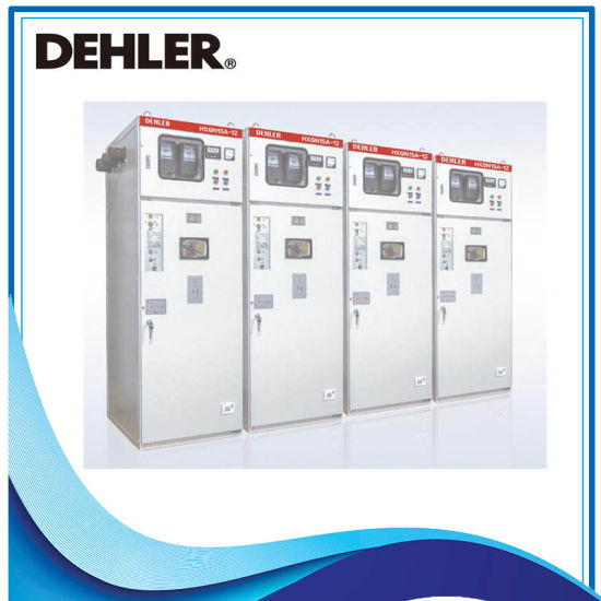 Hxgn-12box -Type Metal Closed Ring Network Switching